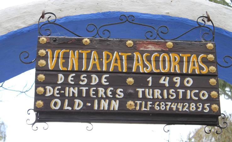 El Ventorrillo Patascortas, en Casabermeja