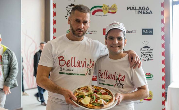 Bellavista Mare, ganador del II Concurso de Tutti Pizza