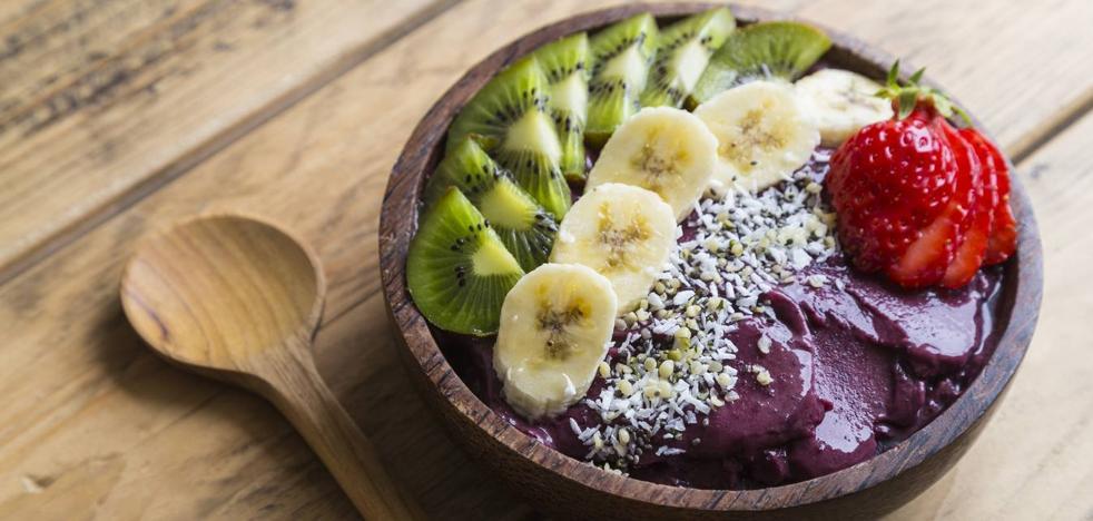 'Açaí bowl', el exótico desayuno de moda que también puedes tomar en Málaga