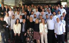Ocho cocineros compiten por el Premio Costa del Sol All Stars al mejor chef embajador de Sabor a Málaga