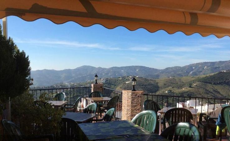 Restaurantes con vistas panorámicas en Málaga