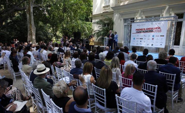 Málaga acoge los Premios anuales de la Academia Andaluza de la Gastronomía