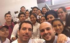 La Taberna Uvedoble lleva sus fideos tostados a Bolivia