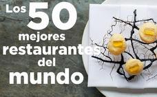 Los 50 mejores restaurantes del mundo, en imágenes