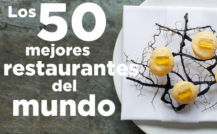 Los mejores 50 restaurantes del mundo, en imágenes