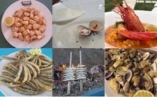 Los platos que no te puedes perder en primera línea de playa de Málaga