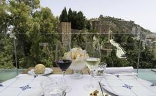 Terrazas, gastronomía en las alturas