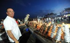 Marbella homenajea al espeto en su candidatura a Patrimonio Cultural Inmaterial por la Unesco