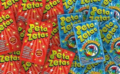 La historia del Peta Zetas, la chuche que conquistó el mundo