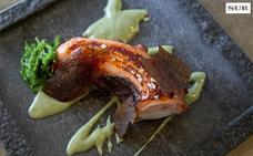 Vídeo-receta | Así se hace el pulpo con cristal de soja y alga kombu del restaurante Palodú