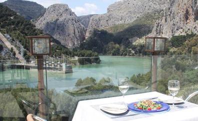 Restaurantes donde puedes comer si vas al Caminito del Rey