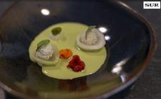 Videoreceta | Ajo verde de pistachos y albahaca de El Lago