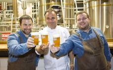 Cerveza con plancton, lo último de Ángel León llega a Málaga