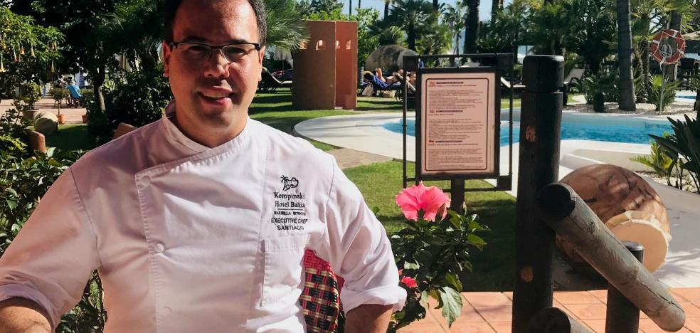 Baltazár, la renovación de una cocina en Estepona
