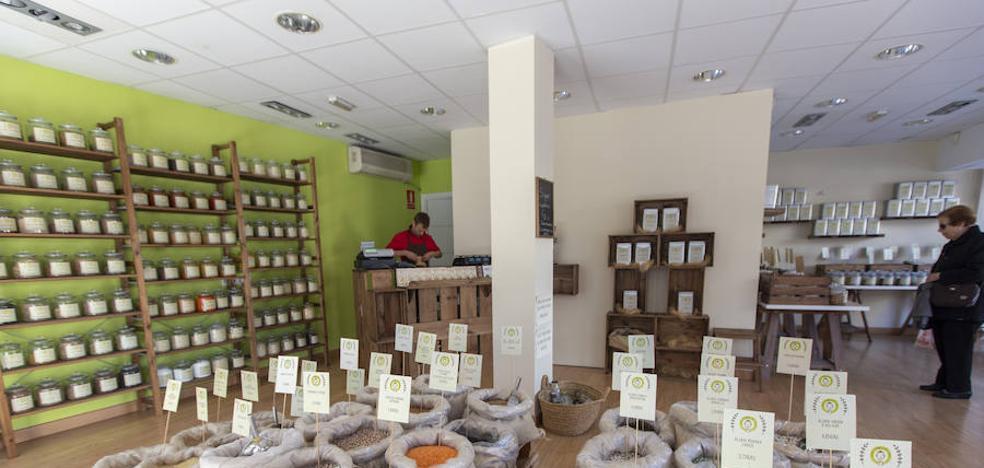 El Hombre del Saco, productos selectos a granel