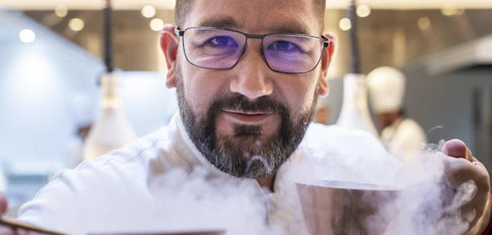 Dani García: «Llegar a tres estrellas Michelin son veinte años de trabajo»