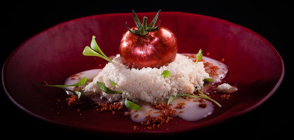 El tomate nitro y otros cuatro platos estrella de Dani García