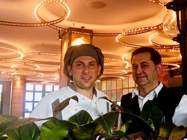 Noto marbella cocina italiana actualizada malaga en la - Restaurante noto marbella ...