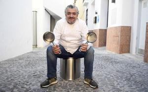 Dani Carnero da forma a su nuevo restaurante en el entorno del Picasso