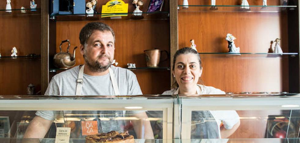 La malagueña Puri Morillo aspira al Premio Pastelero Revelación de Madrid Fusión