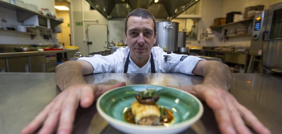 Marcos Granados: «La cocina de hotel te ofrece unas cotas de libertad que no te da un restaurante»