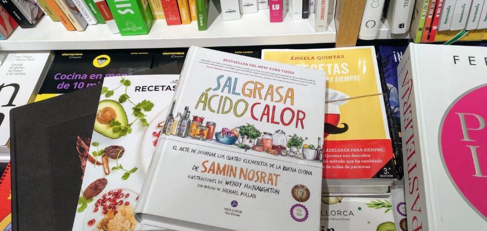 Libros imprescindibles de gastronomía para regalar estas Navidades