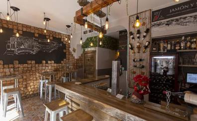 'Anyway': Un 'wine bar' muy personal en La Malagueta