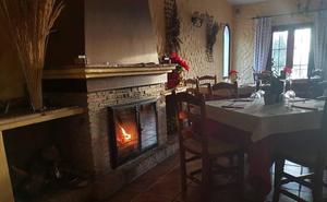 Restaurantes y ventas donde comer al calor de la chimenea en Málaga