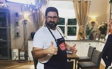 Dani García calienta motores para su debut en televisión