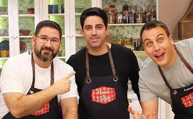 Dani García y Pablo Sánchez dan las claves para elaborar una buena fritura malagueña
