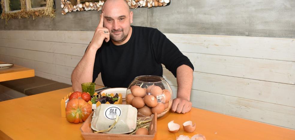 Ole Mis Huevos: La cocina del huevo