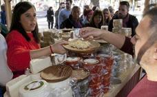 La Feria 'Sabor a Málaga' arranca en Rincón de la Victoria con 40 productores de toda la provincia