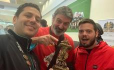 Málaga se trae premio del concurso internacional de warhammer Golden Demon
