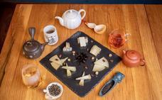 Maridajes según los diferentes tipos de té