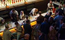 Un bartender de Málaga, entre los 'top 20' españoles