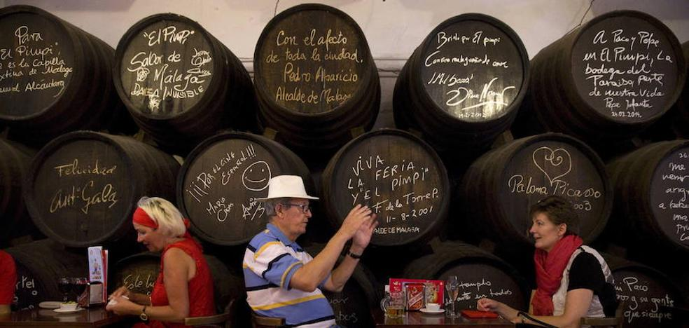 Restaurantes emblemáticos de Málaga
