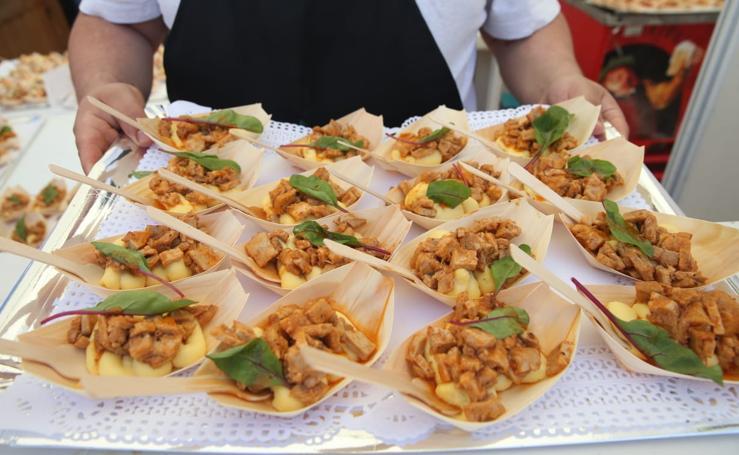 Inaugurado el Málaga Gastronomy Festival