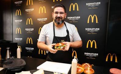 Dani García vuelve a McDonald's