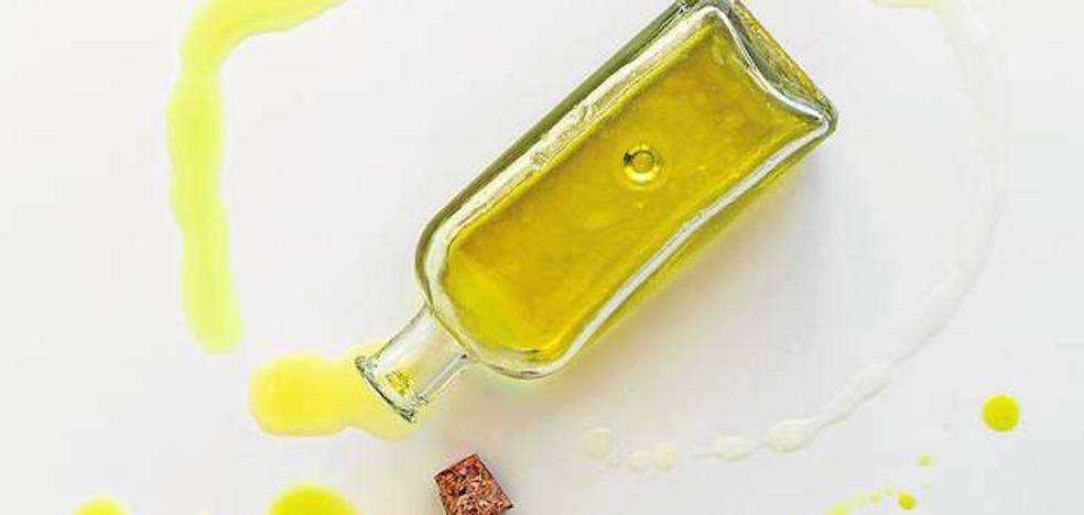 El aceite como condimento