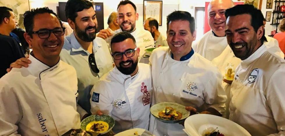 35 restaurantes de la provincia de Málaga participan en la primera ruta de la aceituna aloreña
