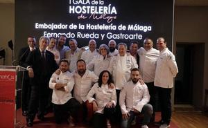 La gran noche de la hostelería de Málaga