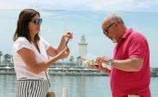 Degustaciones de sardinas y bacalao a precios populares en la inauguración deI I Encuentro de los Mares, en Muelle Uno