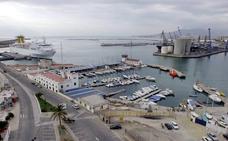 El Puerto de Málaga espera que la Casa de Botes sea un restaurante emblemático en noviembre
