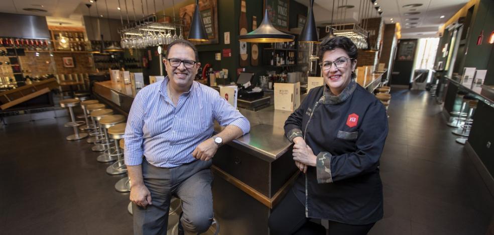 Irene Garrido y José Alberto Callejo: «Queríamos democratizar de verdad la alta cocina»