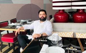 Maison Lú en Marbella: Cocina franco-andaluza