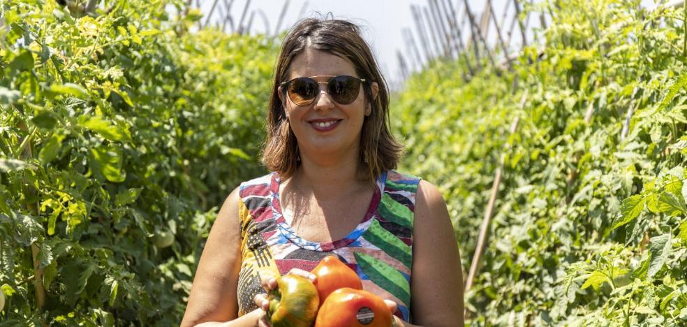 Gloria Marín: «Hay que volver a aprender a comer berenjena en verano y coles en invierno»