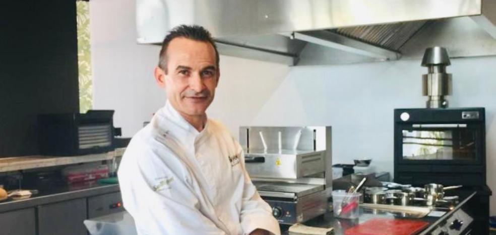 La cocina castellana de El Txoco de Luis Salinero en Puerto Banús