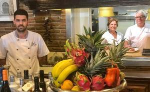 Cocina familiar en Caleta de Vélez con Asador El Puerto
