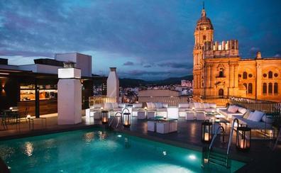 Un menú cósmico bajo las estrellas de Málaga