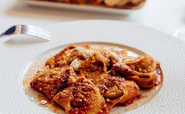 Ristorante Da Luca, cocina casera y masa madre
